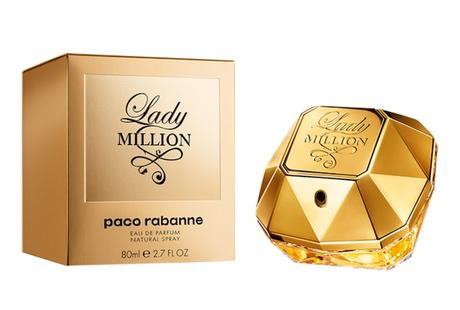 perfume mujer lady million