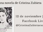 Helena, nueva novela Cristina Zubieta