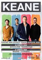 Keane regresa con gloria