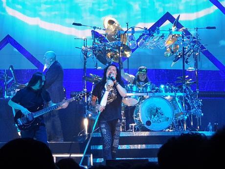 Dream Theater escenas para la historia