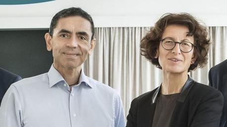 Vacuna contra el covid-19 de Pfizer: la historia de amor de la pareja turco-alemana detrás de BioNTech