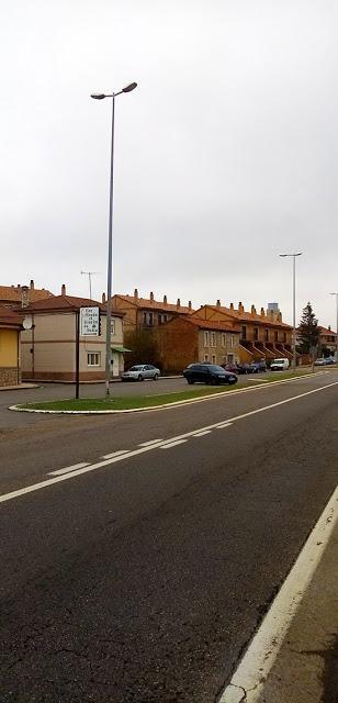 Repasando un tramo del Camino de Santiago. Desde León hasta San Miguel del Camino.