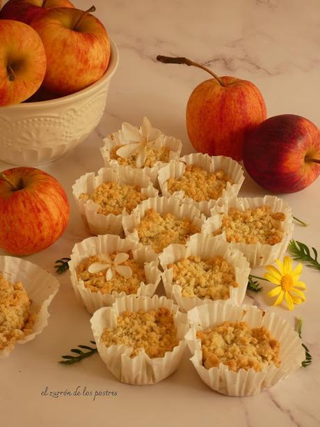 Cookies de Manzana