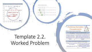 Template 2.2. The Conics: Worked Problem