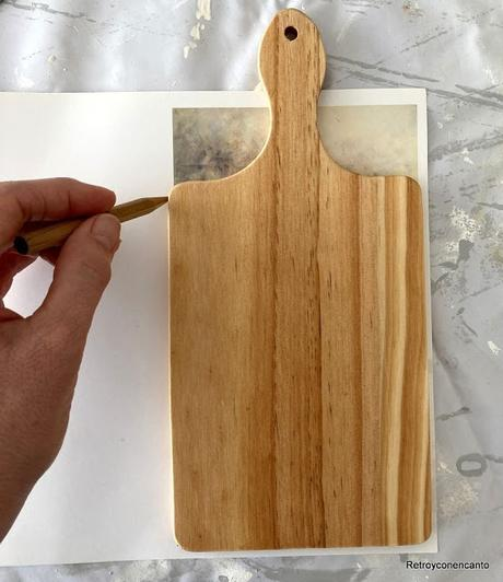 De tablas de cocina...