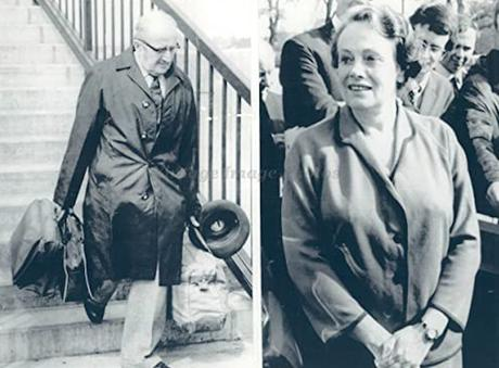 Ethel Gee,espía,mujeres espías,Harry Hougthon,juicio,Portland,Dorset,Almirantazgo,Royal Navy,secretos oficiales