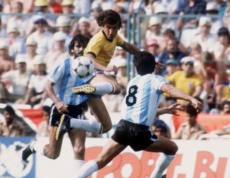 Brasil del 82, la selección que mejor fútbol ha conseguido desarrollar en un Mundial.