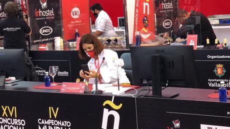 La ilusión no se puede confinar:  el corchifrito es la tapa ganadora en el Concurso Nacional de Pinchos y Tapas Ciudad de Valladolid