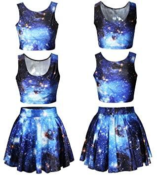 Faldas De Galaxia