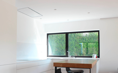 Cómo elegir una campana extractora al hacer tu nueva casa