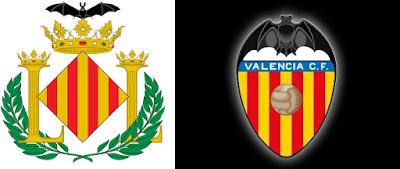 Valencia CF, de Valencia. ¿De dónde si no?