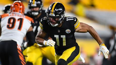 Chase Claypool Steelers Week 10