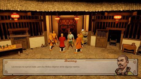 Análisis de 9 Monkeys of Shaolin: El beat'em up al estilo Shaolin