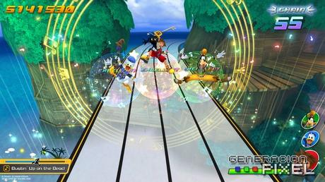 ANÁLISIS:Kingdom Hearts Melody of Memory