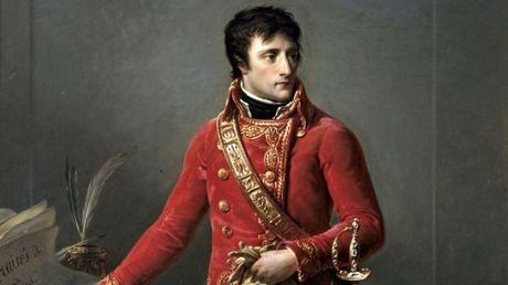 1809:Santander celebra el cumpleaños de Napoleón con hogueras y novillos de cuerda
