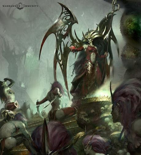 Warhammer Community: Resumen del lunes (Y algo del fin de semana)