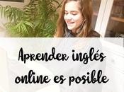 Aprender inglés online posible