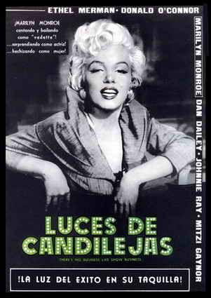 LUCES DE CANDILEJAS - Walter Lang