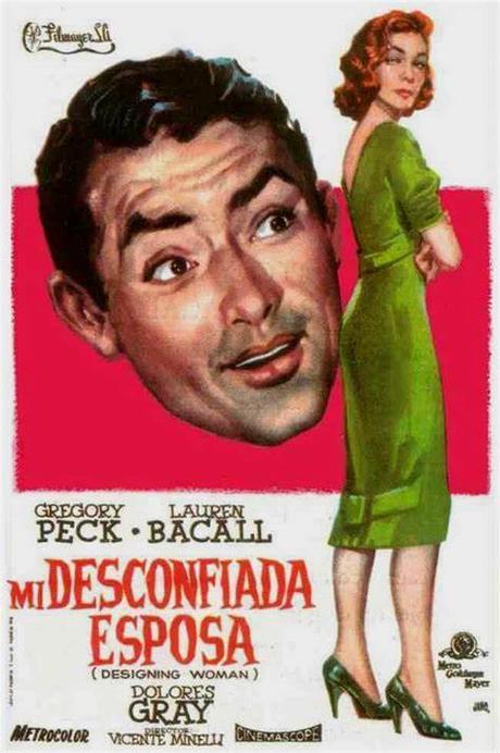MI DESCONFIADA ESPOSA - Vincente Minnelli