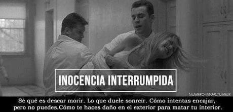 INOCENCIA INTERRUMPIDA - James Mangold