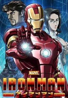 Blade, X-Men, Wolverine y Iron Man en anime