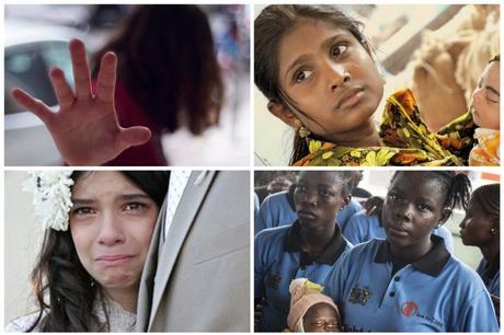 Son demasiados los países que humillan a sus niños