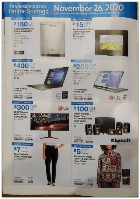 Costco Black Friday Ad 24