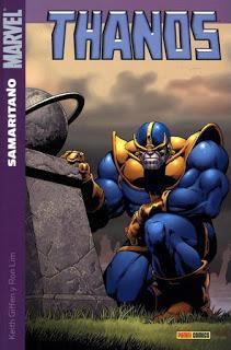 El Thanos de Starlin VIII: eterno Campeón de la Muerte (de Thanos vol. I nº 7 a Imperativo Thanos)
