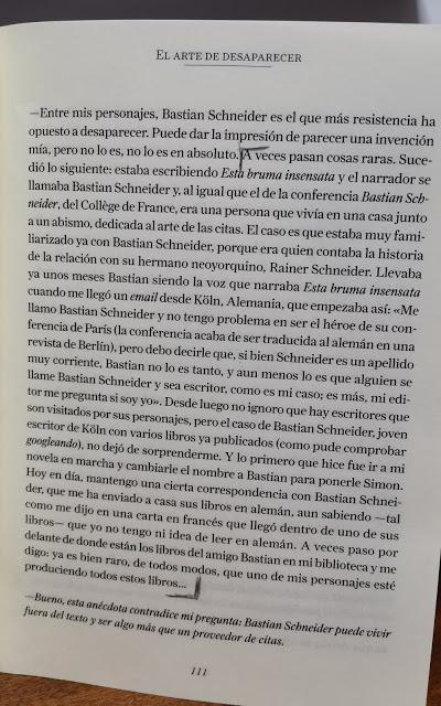 ENRIQUE VILA-MATAS EN ESTADO PURO: «ESE FAMOSO ABISMO»