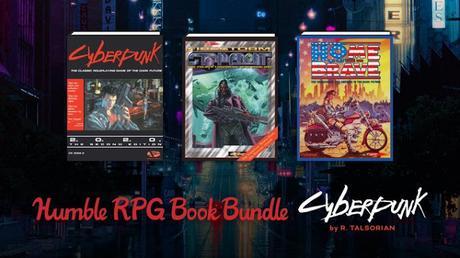 Cyberpunk de R. Talsorian Games, en Humble Bundle