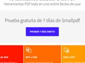 Smallpdf, servicio online todo necesario para trabajar archivos