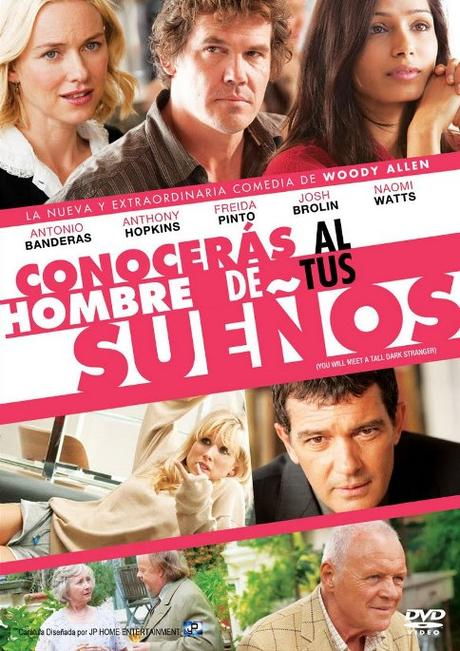 CONOCERÁS AL HOMBRE DE TUS SUEÑOS - Woody Allen