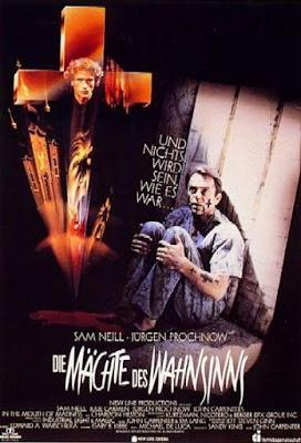 EN LA BOCA DEL MIEDO (In the Mouth of Madness) (USA, 1995) Terror