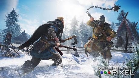 ANÁLISIS: Assassin's Creed Valhalla