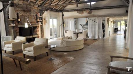 Casa Rustica Frente al Mar Uruguayo