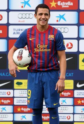 [Fichajes]: Alexis Sánchez, al Barça.