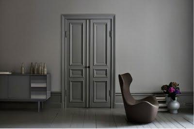 Carpinter as en gris claro de qu color pintar la pared for Tonos de grises para pintar paredes