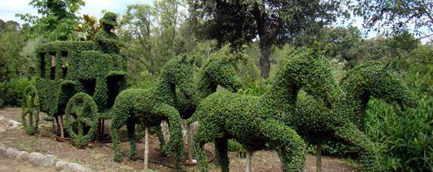 Bosque encantado encantados en los bosques metr poli paperblog - Jardin encantado madrid ...