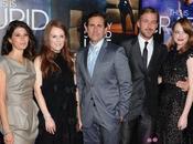 Steve Carell Julianne Moore estrenan comedia romántica