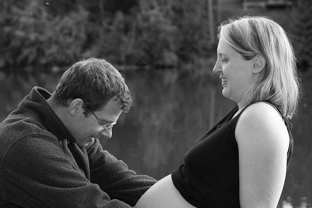 Posturas para el sexo durante el embarazo
