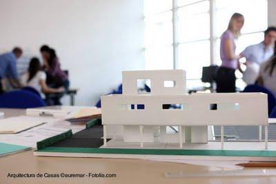 Maquetas de casas paperblog for Casa moderna maqueta