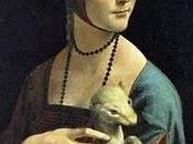 Record visitas para Dama Armiño' Leonardo Vinci, Palacio Real Madrid.