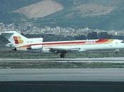 Grandes accidentes aereos: ésas luces?, accidente pistas aeropuerto barajas 1983.