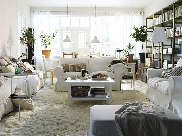 novedades ikea 2012 salones im genes de ambientes con lo. Black Bedroom Furniture Sets. Home Design Ideas