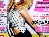 Magazine Cover: Giorgia Jagger para Madame Figaro!