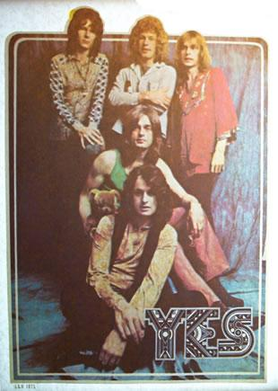 Discos: Close to the edge (Yes, 1972) - Paperblog