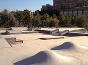Skatepark plaza malaga... parado??