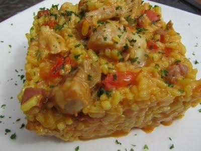 ARROZ AL CHILINDRÓN