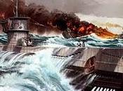 Convoy SL-81, masacrado nuestros U-Boote 05/08/1941.