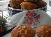 Muffins frutos rojos gotas chocolate blanco Valor